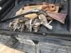 Frank Clark's dove hunt with German 28 ga